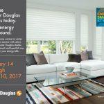 energy smart blinds in living room