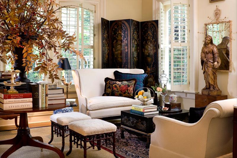 Beautifully designed living room