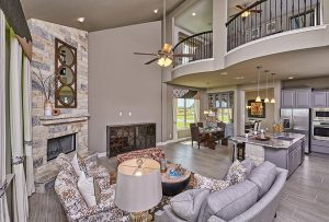 New model home – Reserve at Schertz