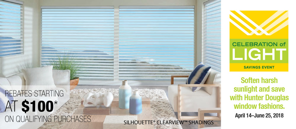 Light diffusing window fashions from hunter douglas let you design with soft light enjoy generous rebates on qualifying purchases