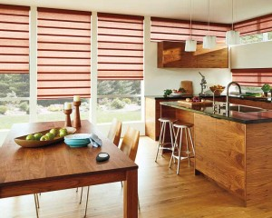 Hunter Douglas Vignette® with PowerView™