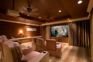 Decorating Tips To Create Your Awesome Media Room It S No Secret That The Cost Of Movie Tickets These Days Has Sky Rocketed