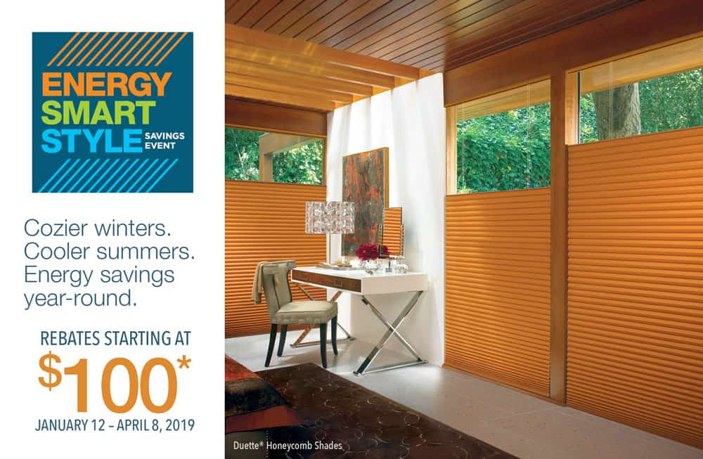 Hunter Douglas Energy Smart Savings